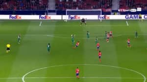 Saul Niguez Has Walloped Home An Absolute Beauty