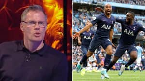 Jamie Carragher And Gary Neville Claim Spurs Have Shown The Way To Beat Manchester City