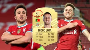 Diogo Jota Slams EA Sports For Not 'Bothering' To Upgrade FIFA 21 Stats After Liverpool Transfer