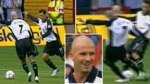 When Ryan Giggs And David Beckham Both Took A Free-Kick At The Same Time