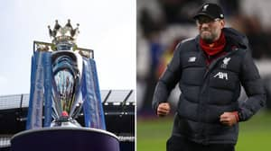 How The Premier League Will Be Decided If It Can't Be Finished