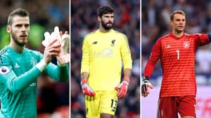 Marc-André Ter Stegen Names His Top Picks For Best Goalkeeper In The World