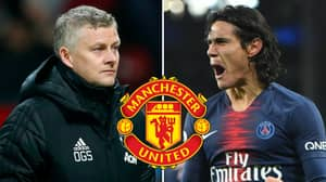 Edinson Cavani's Outrageous Demands For Stunning Manchester United Move Revealed