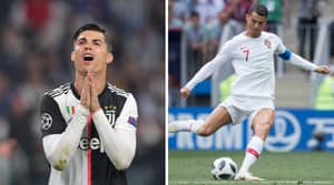 Cristiano Ronaldo Won't Be Stopped From Taking Juventus' Free Kicks Despite Horrific Record