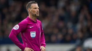 Mark Clattenburg Is Now On Twitter, And His First Tweet Provokes A Huge Reaction