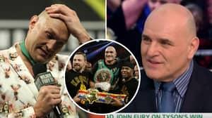John Fury Explains Why Tyson Should Retire Amid Potential Mega-Unification Clash With Anthony Joshua