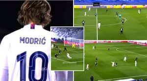 Luka Modric's Incredible Highlights For Real Madrid Vs Monchengladbach Prove Age Is Just A Number