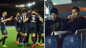 #HatemChampion Is Trending In France As PSG Fans Rally For Ben Arfa