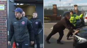 Police Investigating An Alleged Assault By Joey Barton On The Barnsley Manager