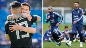 Sergio Aguero Wants To Win The Copa America For Lionel Messi