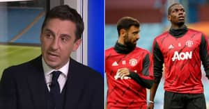 Gary Neville Names The Premier League's Three 'World-Class' Players