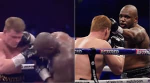 Dillian Whyte Brutally Knocks Out Alexander Povetkin After Four-Round Demolition