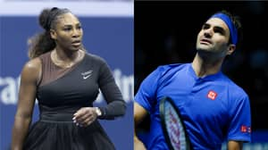 Roger Federer And Serena Williams To Go Head To Head For The First Time Ever