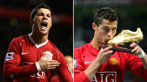Cristiano Ronaldo Voted The Premier League's Best Transfer Of All Time