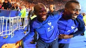 Blaise Matuidi Has A Hilarious Reaction To The Football Leaks Involving N'Golo Kante
