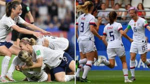 France Vs USA Women's World Cup Tickets Being Sold For Thousands On Secondary Market