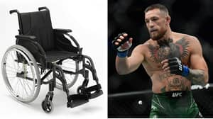 Conor McGregor Wants To Do A Charity Wheelchair Boxing Match