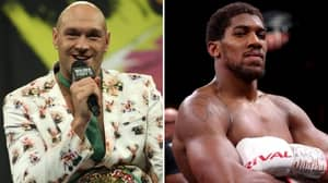 Mike Tyson And Floyd Mayweather Give Predictions For Tyson Fury Vs Anthony Joshua
