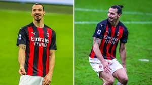 Fan Creates Thread 'Exposing' Zlatan Ibrahimovic For 'Laughable' Career