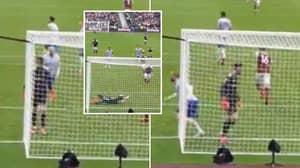 Luke Shaw's Immediate Reaction To David De Gea's Heroic Penalty Save Is Pure Gold