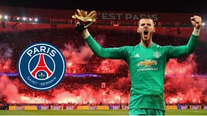 Paris Saint-Germain Willing To Offer David De Gea A Mega £450,000-A-Week Contract