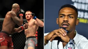Jon Jones Responds To Jan Blachowicz Call Out After Jacare Souza Win