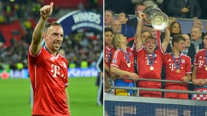 Franck Ribery Reveals He's Still Annoyed At Not Winning 2013 Ballon d'Or