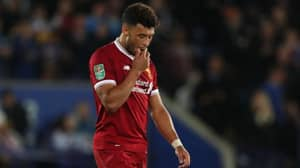 Liverpool Fans Did Not React Well To Oxlade-Chamberlain's First Start