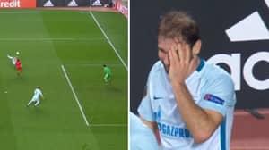 Watch: Branislav Ivanovic Scores An Outrageous Overhead Kick
