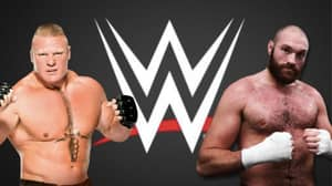 Tyson Fury Wants To Fight Brock Lesnar At Wrestlemania 36