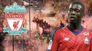 Liverpool Ready To Offer €80 Million For Lillie Forward Nicolas Pepe