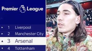Spurs Are 'Always In Our Shadow,' Says Arsenal's Héctor Bellerín