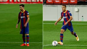 Sergino Dest Reveals He Couldn't Understand Lionel Messi In First Meeting