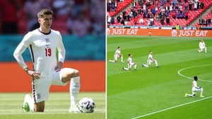 FA Ask Wembley Staff To Play 'Loud Music' To Drown Out Booing When Players Take Knee