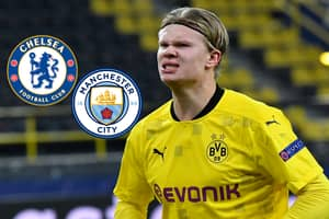 Man City To Hijack Chelsea Move For Erling Haaland As Dortmund Respond To Speculation