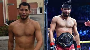 Jorge Masvidal Used To Sleep In His Car And The Gym When Times Were Tough