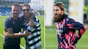 Sergio Ramos 'Wants Manchester United Move After David Beckham Chat'