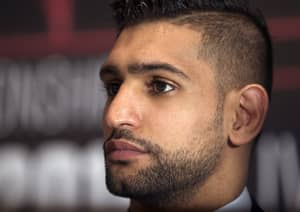 Amir Khan Has Surgery On Secret Hand Issue