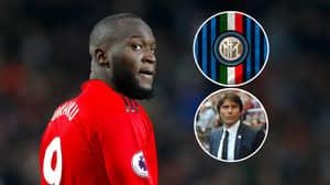 Manchester United Want £80 Million For Romelu Lukaku