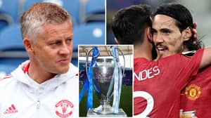 Manchester United Named In Top Five Favourites To Win The Champions League Next Season
