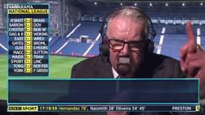 WATCH: BBC Commentator John Motson Lays Into Sunderland Following Relegation