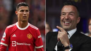 Man United Asked Jorge Mendes About Another Blockbuster Transfer During Cristiano Ronaldo Talks