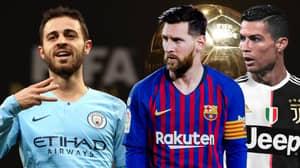 'Bernardo Silva Will Win The Ballon d'Or When Lionel Messi And Cristiano Ronaldo Retire'