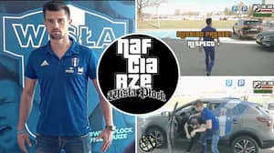 Polish Club Announce New Signing With Incredible GTA San Andreas Video