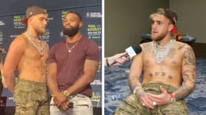 Jake Paul Admits He Hasn't Been Tested For PEDs Yet Ahead Of His Tyron Woodley Bout