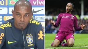 Fernandinho Feels There's An Agenda Against Raheem Sterling