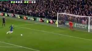 Jorginho Scored The Sauciest Penalty In Carabao Cup Semi Final Shoot-Out Win Over Spurs
