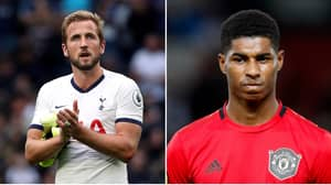 Harry Kane And Marcus Rashford Head Up Barcelona's Four-Man January Transfer Wishlist