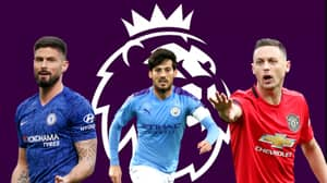 Every Premier League Player Out Of Contract If The Season Continues After June