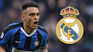 Inter Milan Star Lautaro Martínez Reportedly Signs Deal With Real Madrid